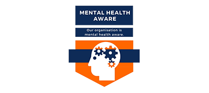 Our organisation is mental health aware