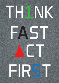 Think First, Act Fast